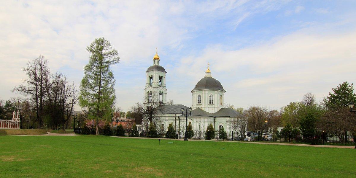 Весна и Храм. - Андрей