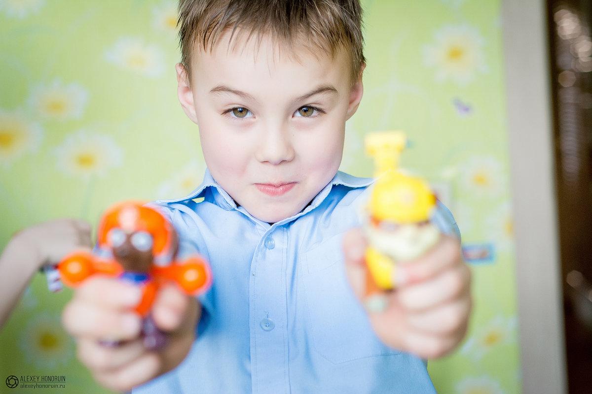 Дети - Алексей Хоноруин