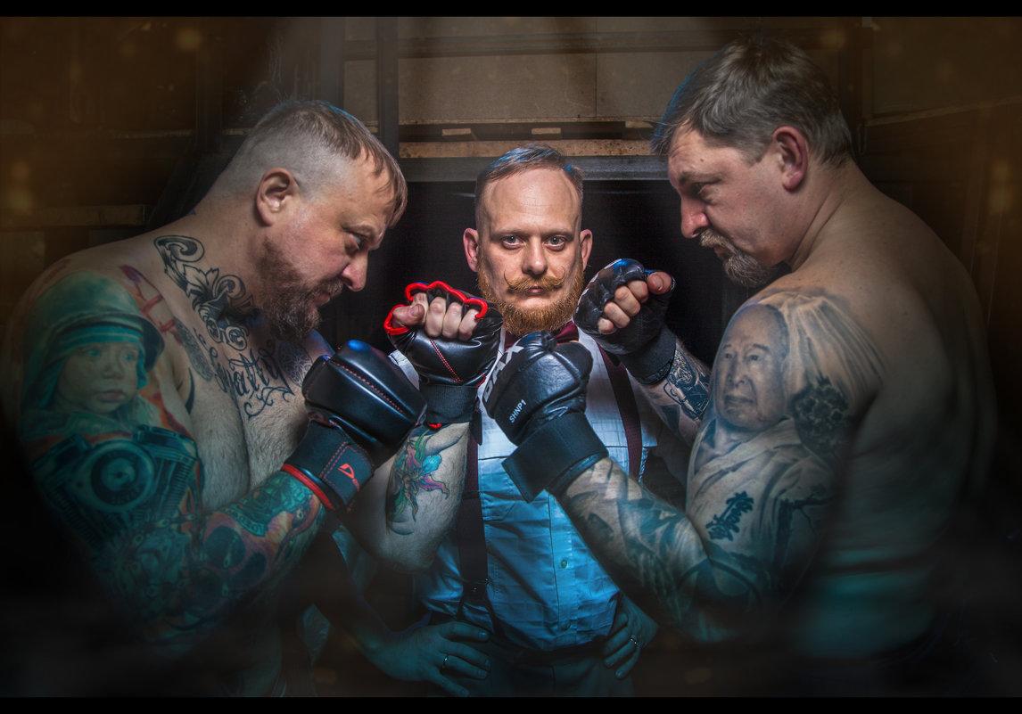BIKE FIGHT - Александр Саенко