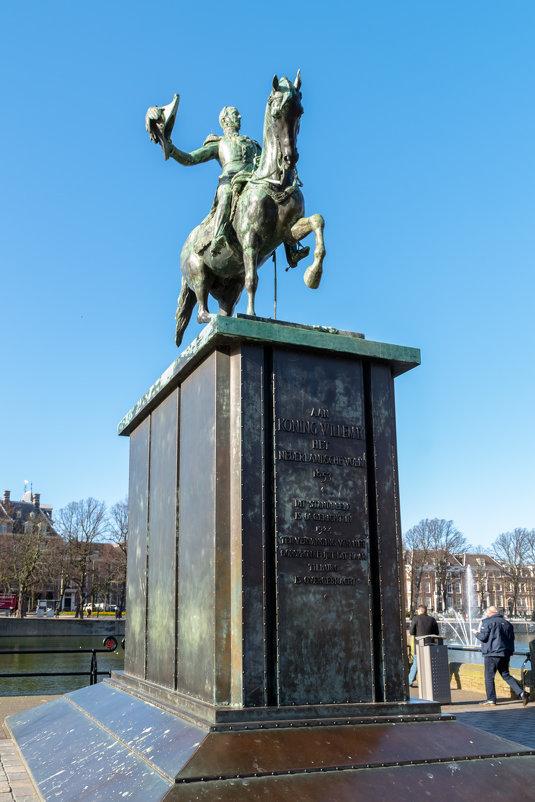 Памятник Вильгельму - Witalij Loewin