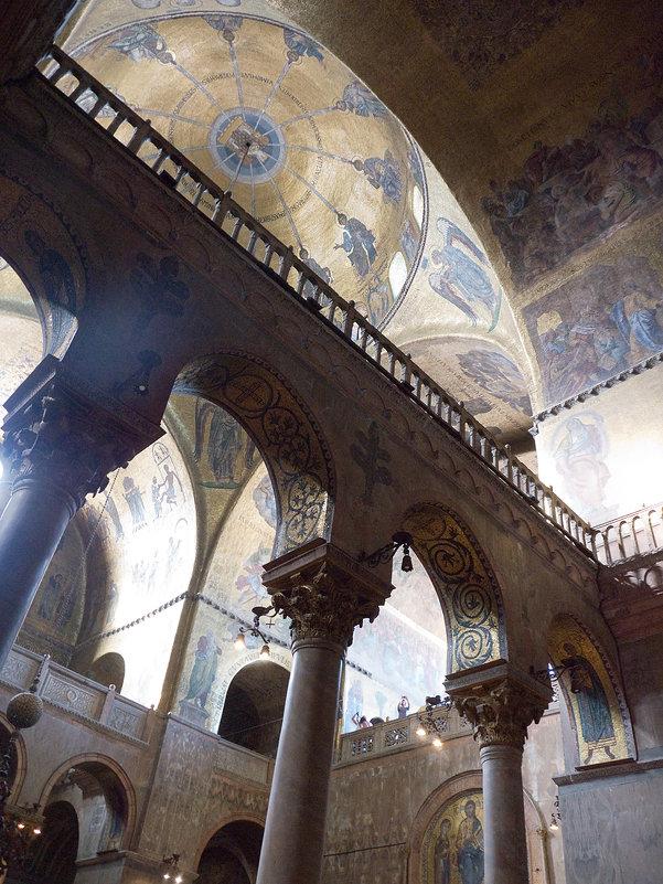 Интерьеры собора Сан Марко - Руслан Гончар