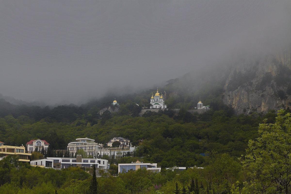 С высоких гор спускается туман... - M Marikfoto