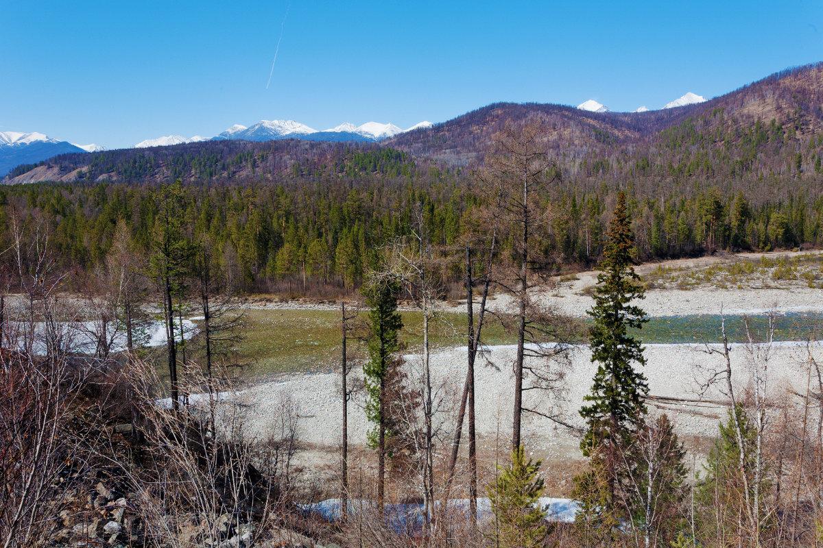 Реки Сибири. Река Иркут - Анатолий Иргл