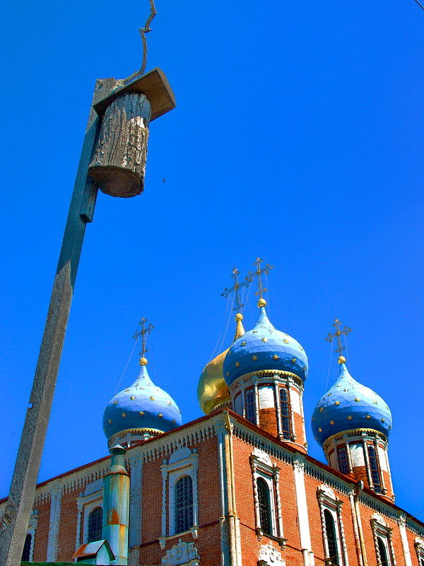 Неподсудна синева России... - Лесо-Вед (Баранов)