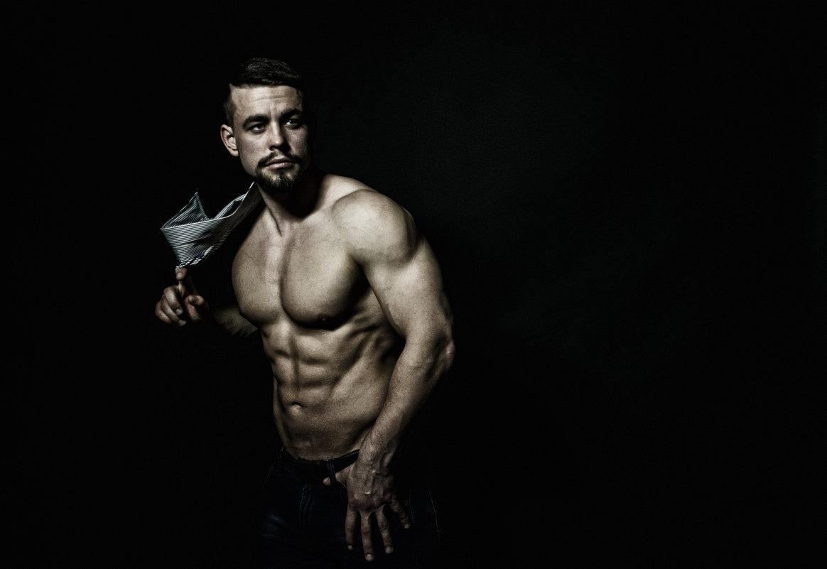 Портрет мужчины - Андрей Шелестовский