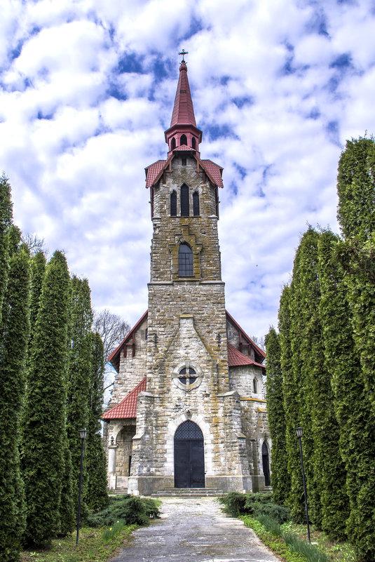 Церковь - Сергей Потичко