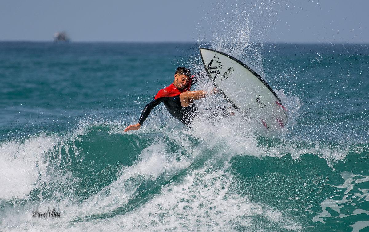 магия сёрфинга... - Павел Баз
