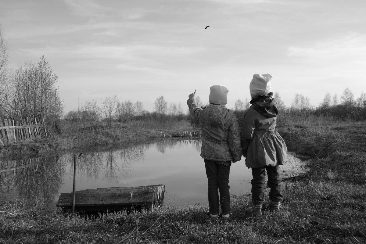 У тихого пруда - Денис Зорин