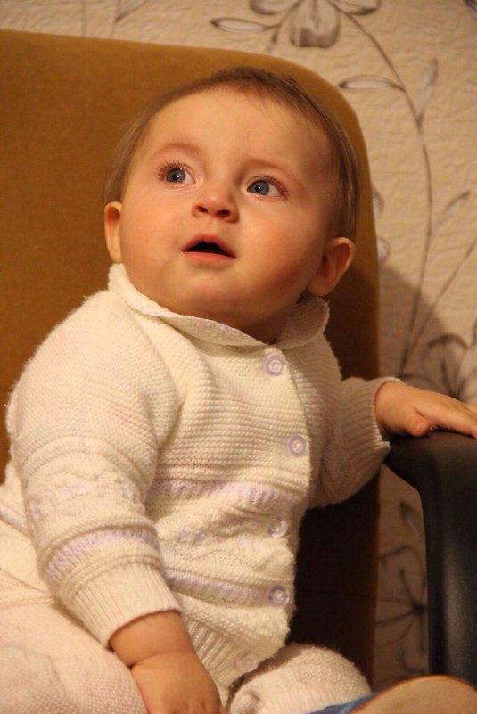 детский взгляд - Валерия Монахова