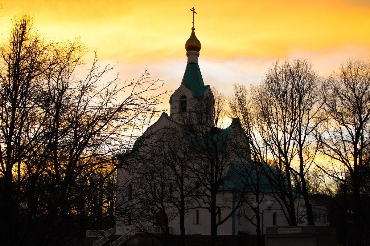 Церковь - Николай П