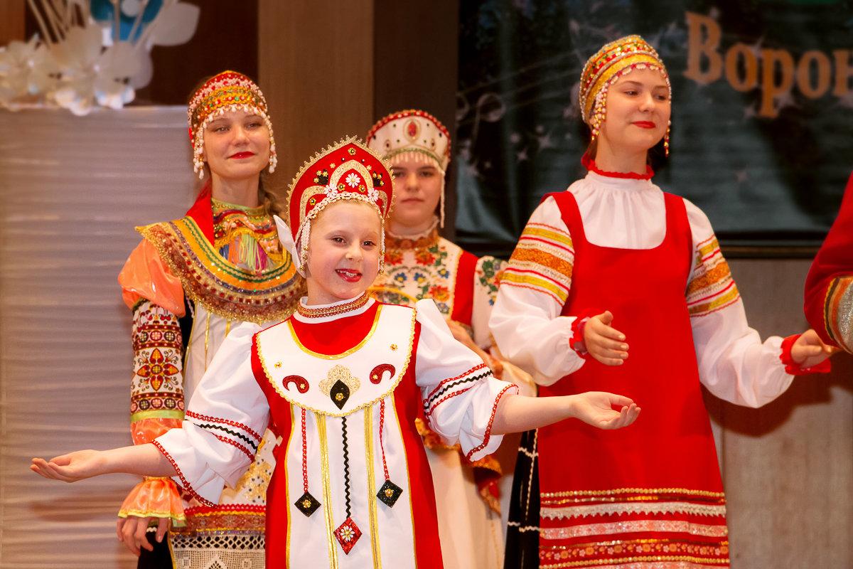 Несколько кадров с отчетного концерта нашей Школы Искусств - Дарья Казбанова
