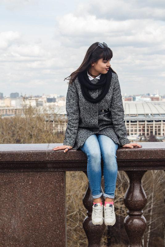 Мечтательница - Валерия Потапенкова