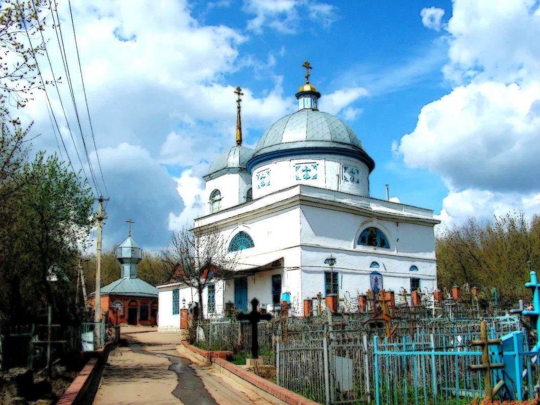 Дорога к храму.. - Андрей Заломленков