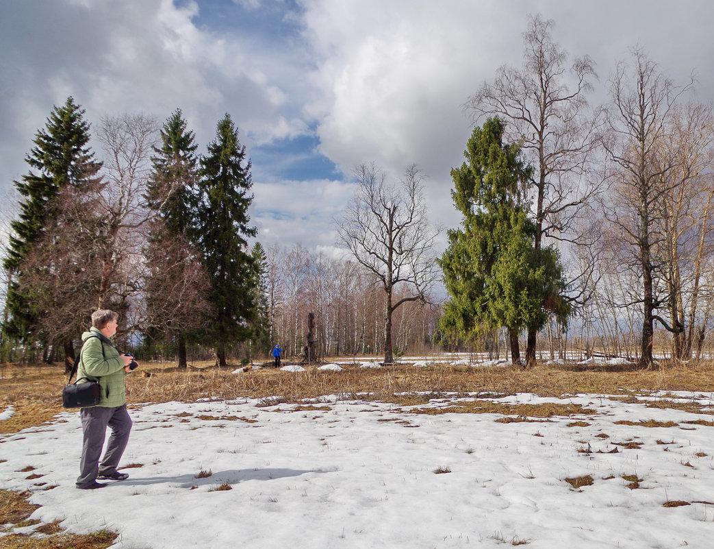 Весенняя фотосессия - Валерий Талашов