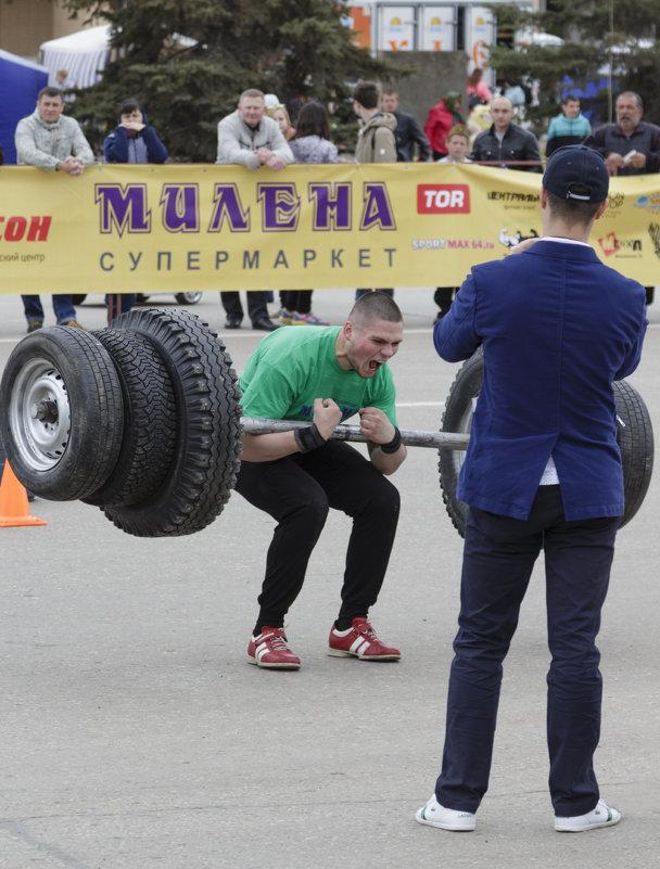 5-1 Фото с выделением СКЦ эмоцией - Александр Мингалев