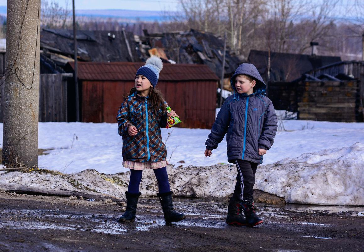 в заброшенном городе - Анастасия Иноземцева