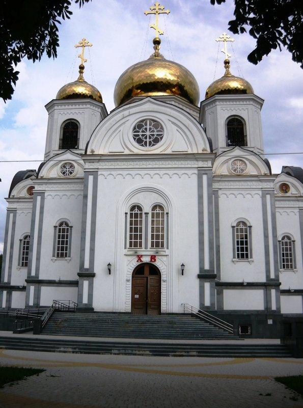 Владимирский собор - Вера Щукина