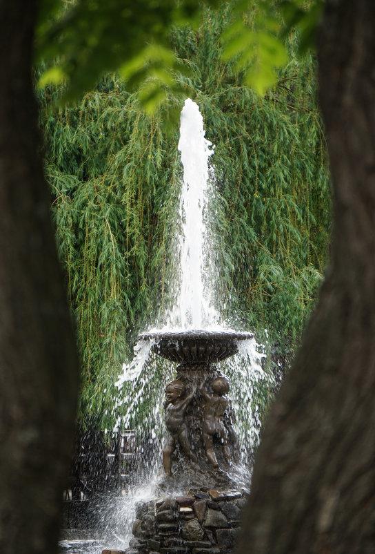 Городской фонтан - Андрей Майоров