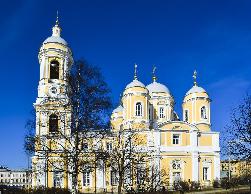 Князь-Владимирский собор - Лариса Лунёва