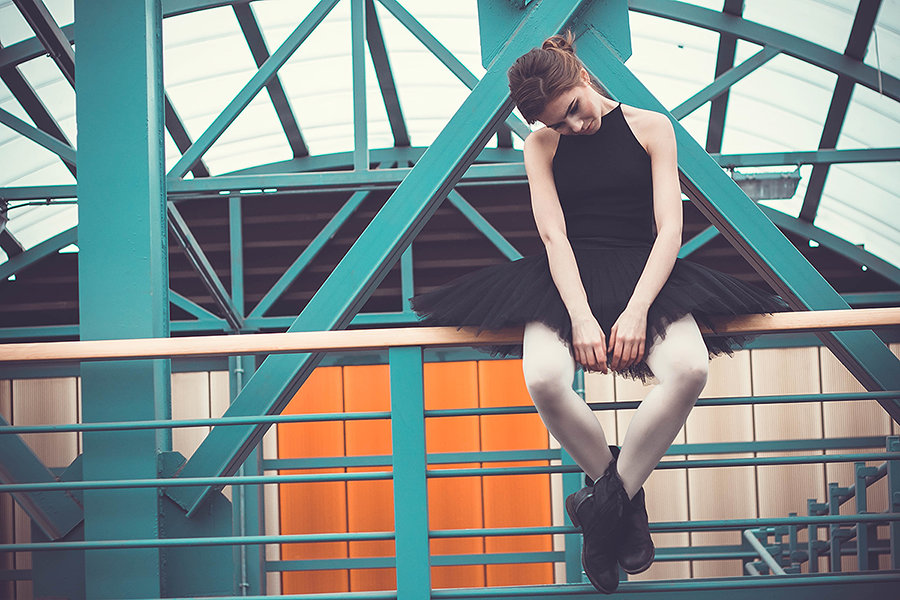 Балерина приуныла - Ольга Белёва