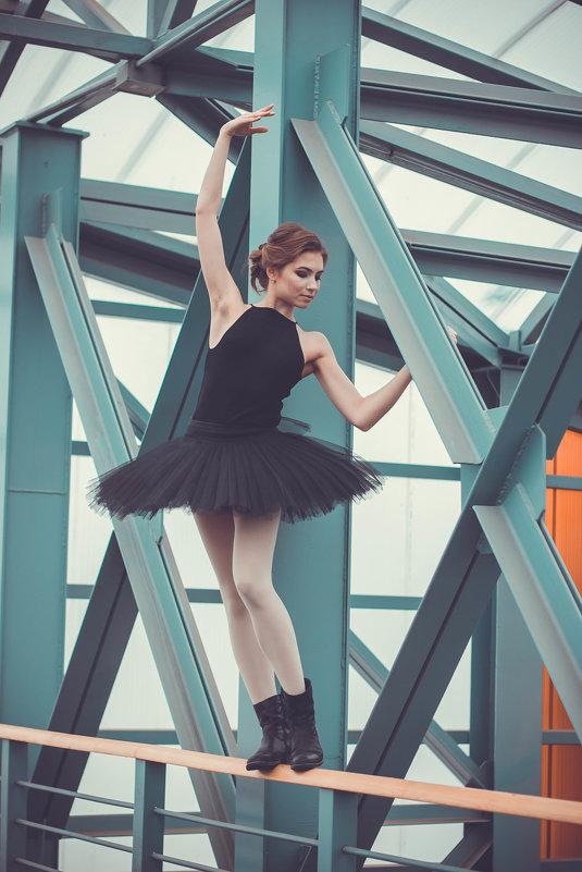 Балерина в городе - Ольга Белёва
