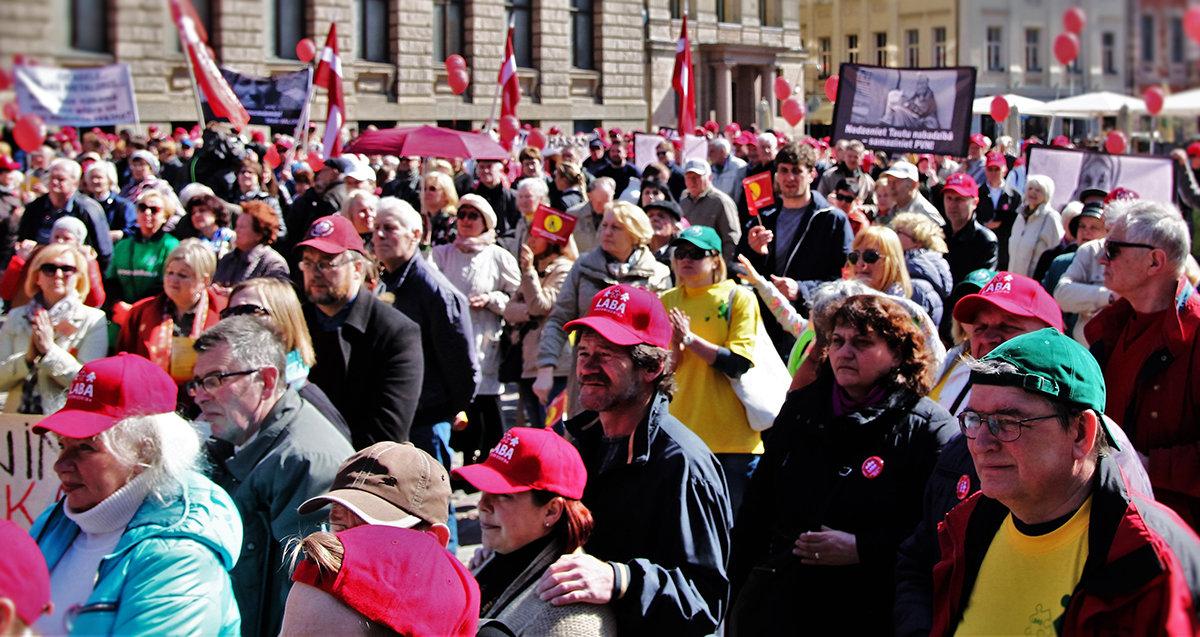 Митинг 1-го мая 2016.г - imants_leopolds žīgurs