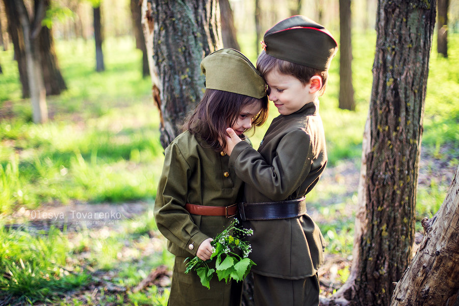 Максим и София - Олеся Товаренко