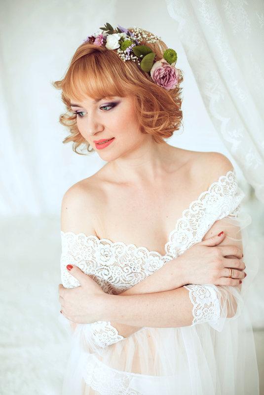 цветочна фея - Оксана ЛОбова