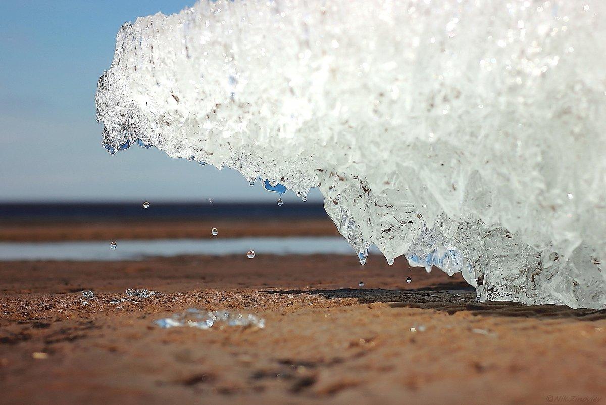 Таяние льда на Белом море - Nikolay Zinoviev