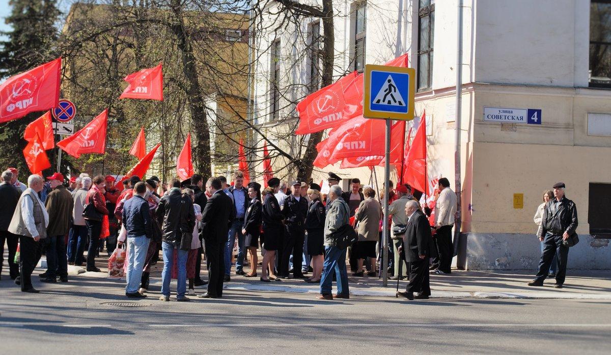 На улице Советской - Иван Нищун