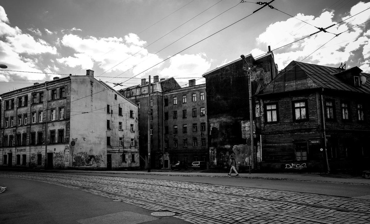 другие улицы - Anrijs Slišāns