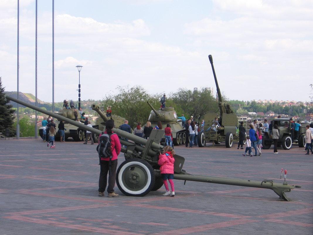 Донецк 2.05.2016 - Владимир