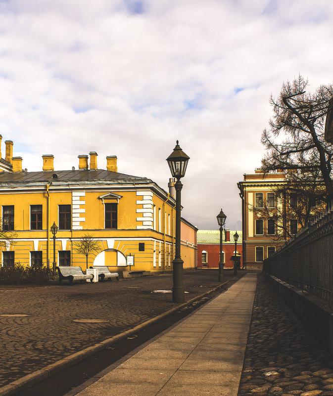 петропавловка - Алексей Герасимов