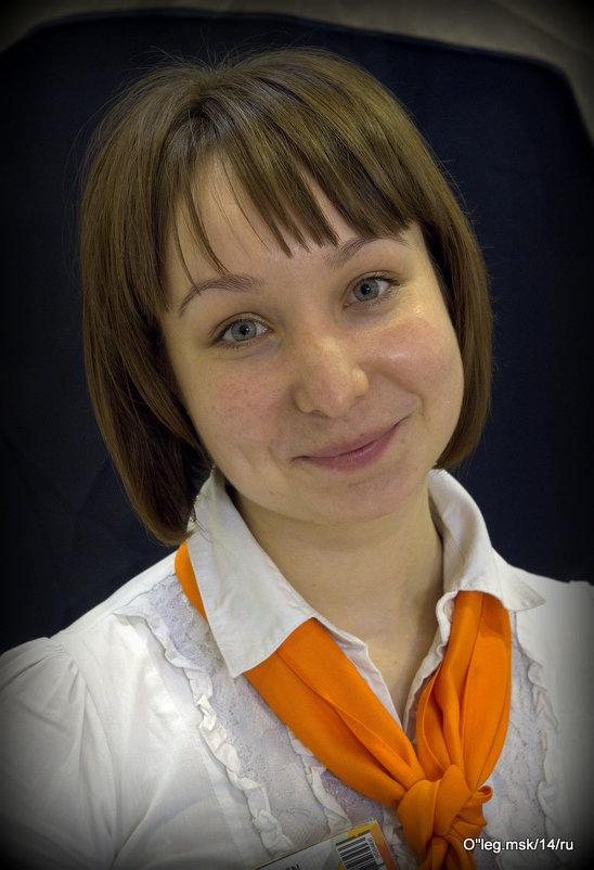 женский образ - Олег Лукьянов