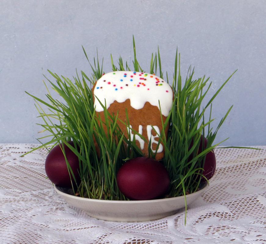Пасха – праздник для души - Наталья (D.Nat@lia) Джикидзе (Берёзина)