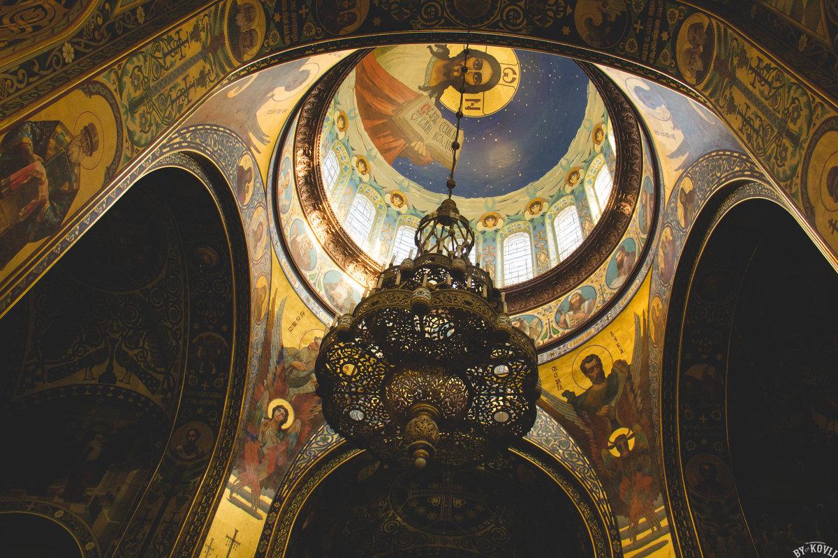 Вознесенский войсковой кафедральный собор в Новочеркасске - Лидия Ковалёва
