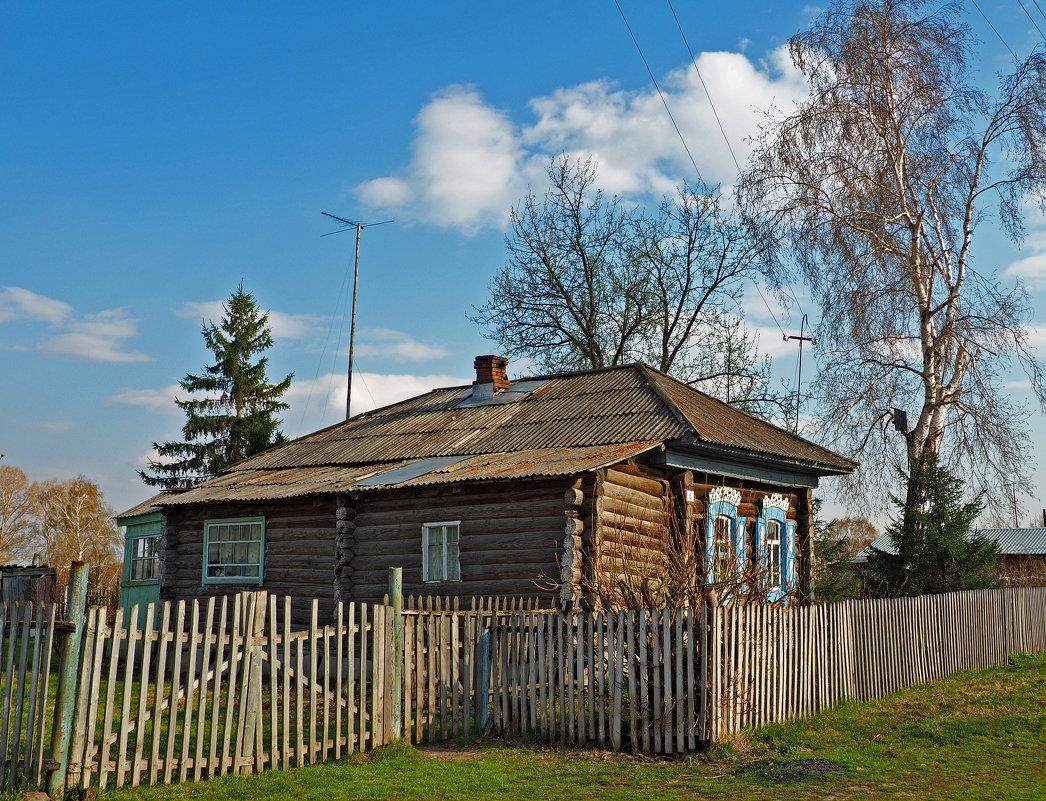 Старый деревенский дом - Олег Кистенёв