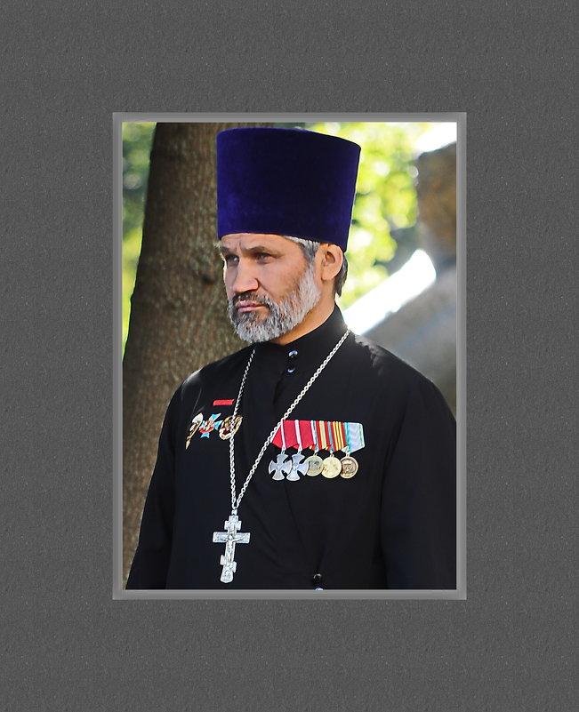 Воин от бога - Борис Александрович Яковлев