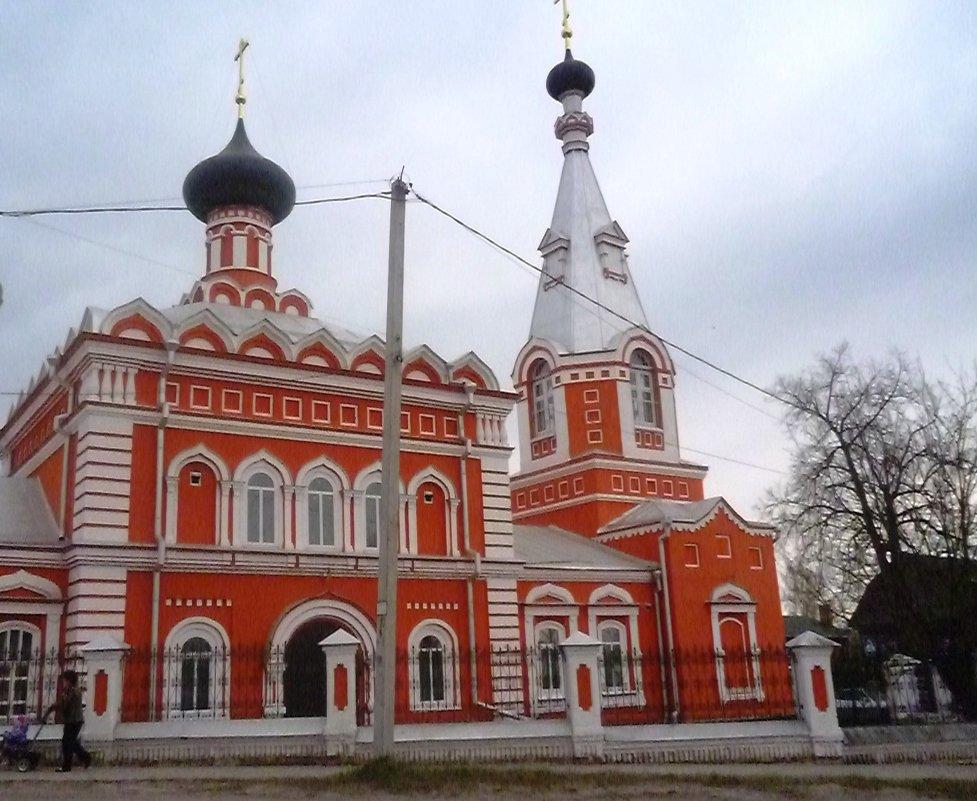Городок Семёнов. Старообрядческая церковь - Mary Коллар