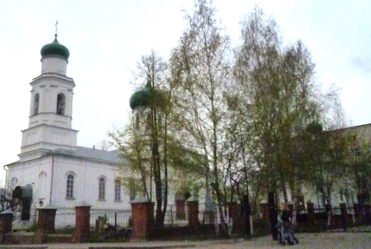 Городок Семёнов. Православная церковь - Mary Коллар