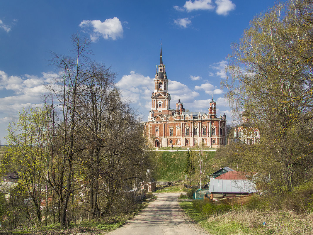 Никольский собор (Можайск) - Александр Назаров