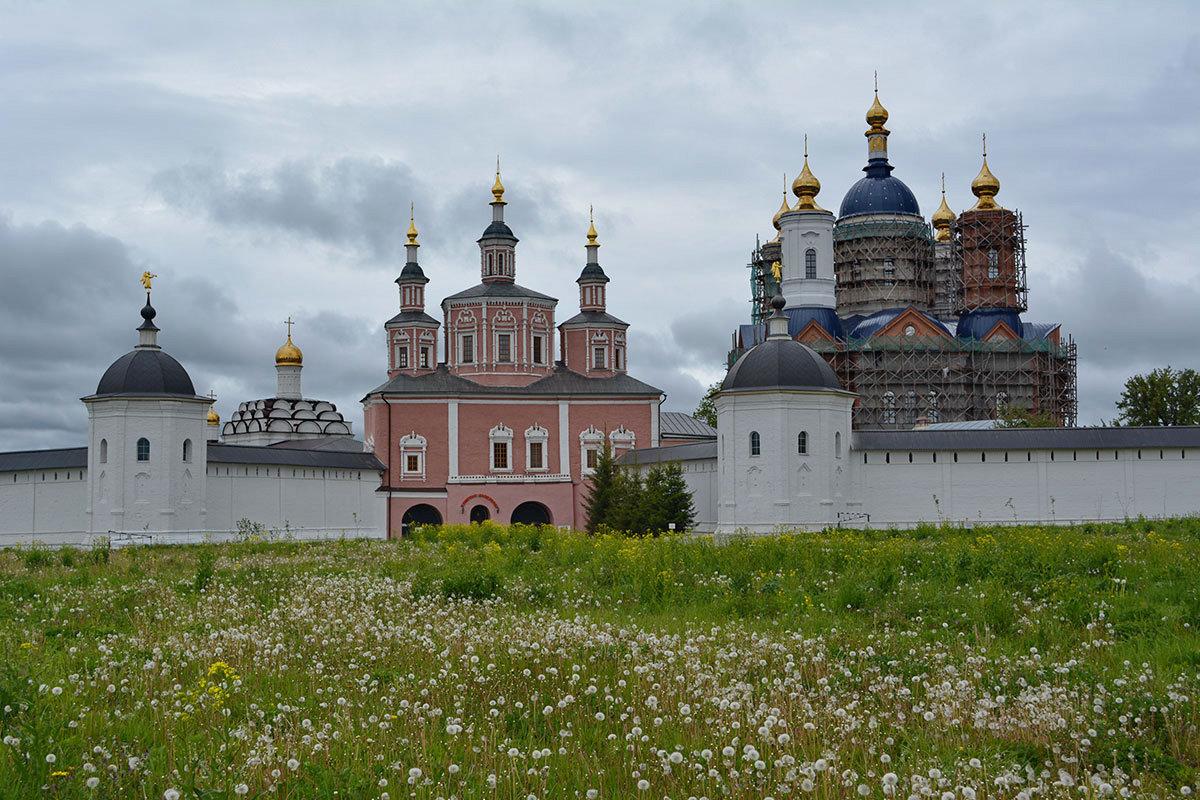Свято-Успенский Свенский монастырь - Владимир Безгрешнов