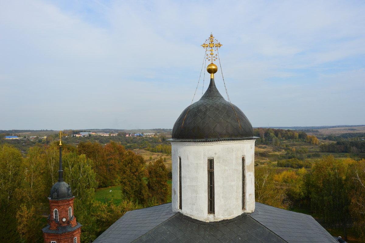 Вид с колокольни - Арина