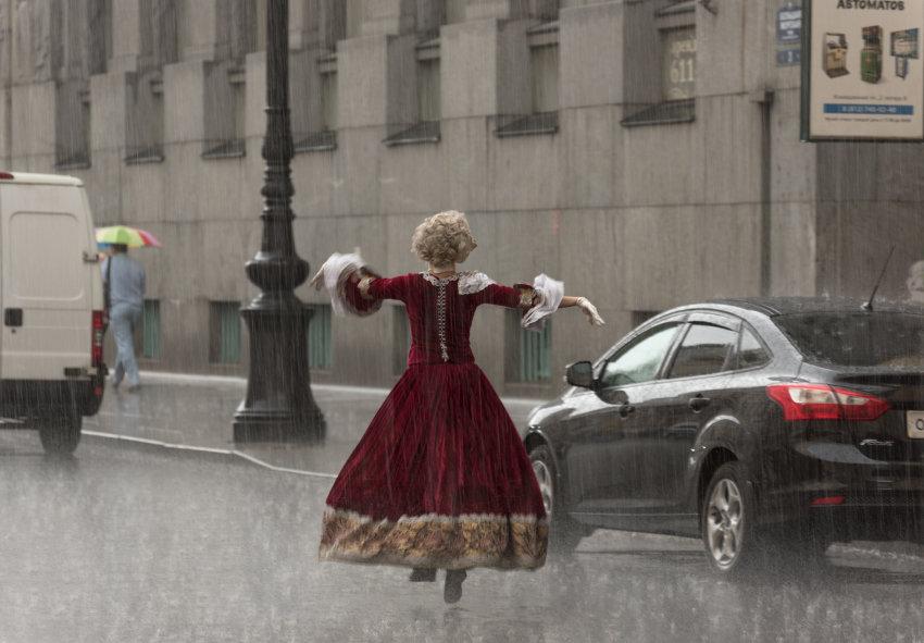 Полька под дождём... - Марина Павлова