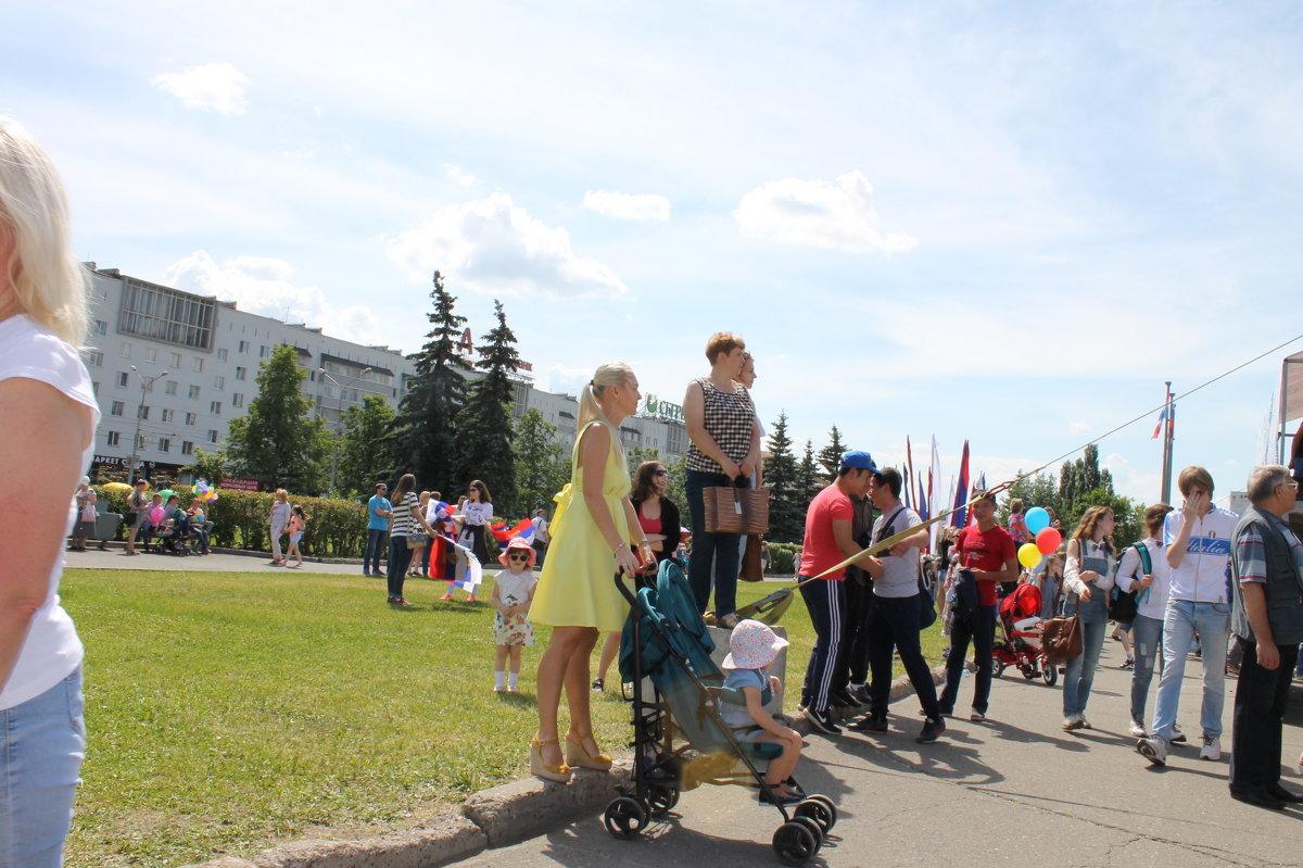День города в Перми - Валерий Конев