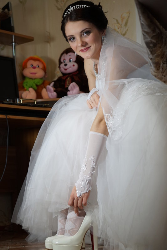 Сборы невесты - Gennady Proskura