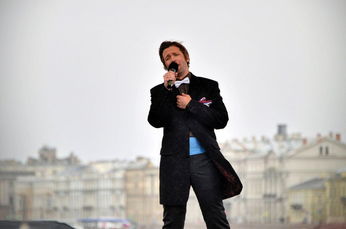 Евгений Южин - Юрий Тихонов
