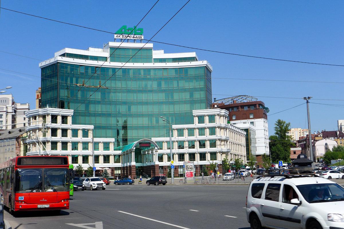 Казань, центр - Стил Франс