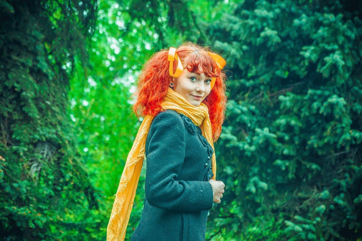 Рыжеволосая красавица - Екатерина Смирнова