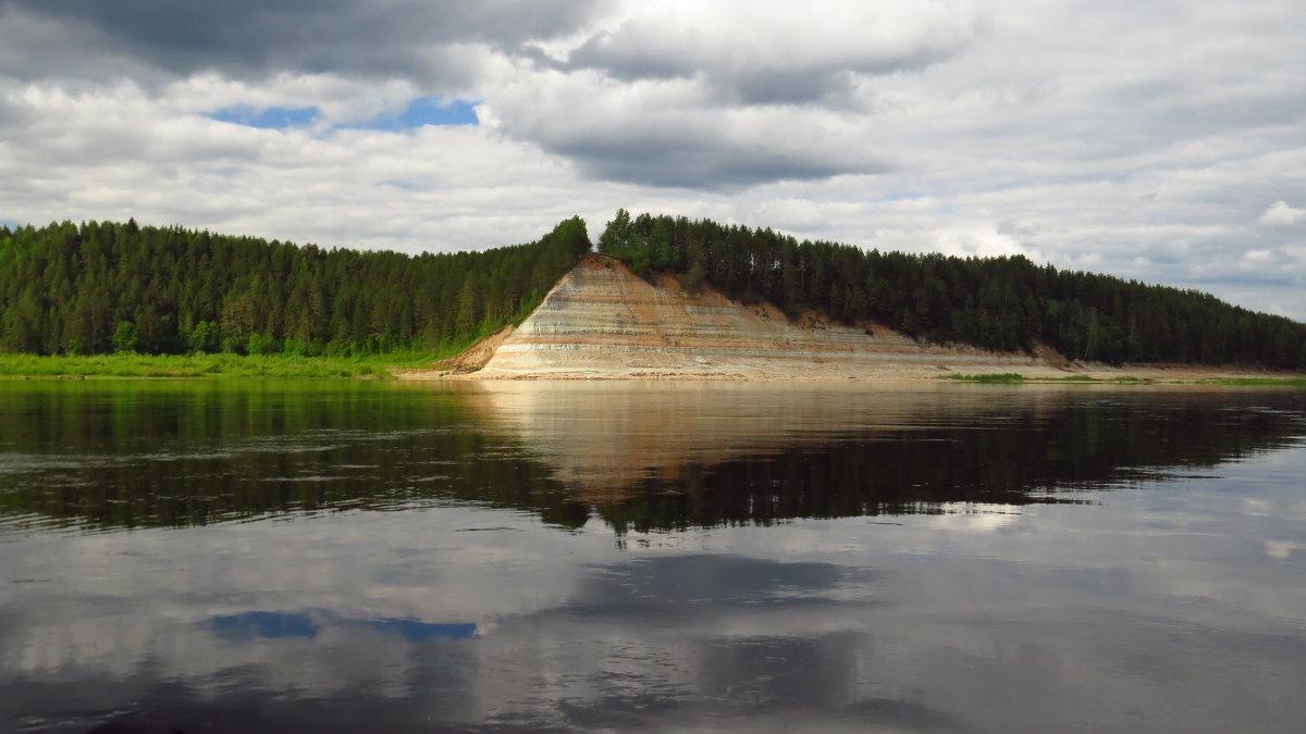 река ерга рыбалка на ней